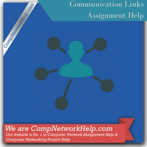 Communication Links Assignment Help