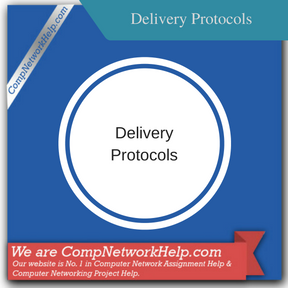 Delivery Protocols Assignment Help