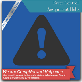 Error Control Assignment Help