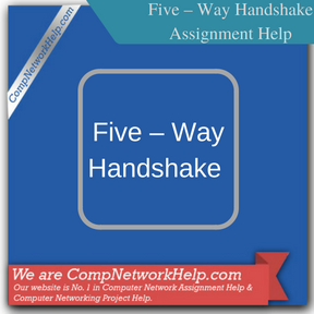 Five - Way Handshake Assignment Help