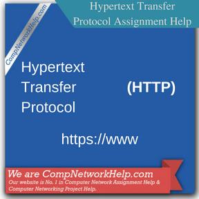 Hypertext Transfer Protocol Assignment Help