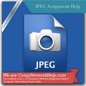 JPEG Assignment Help