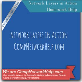Network Layers in Action Assignment Help
