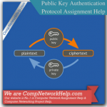 Public Key Authentication Protocol