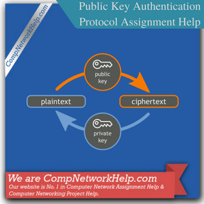 Public Key Authentication Protocol Assignment Help