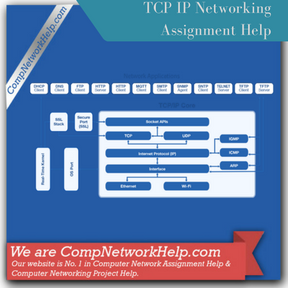 TCP IP Networking Assignment Help