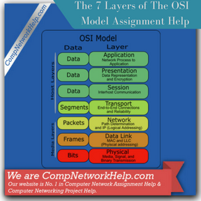 The 7 Layers of The OSI Model Assignment Help