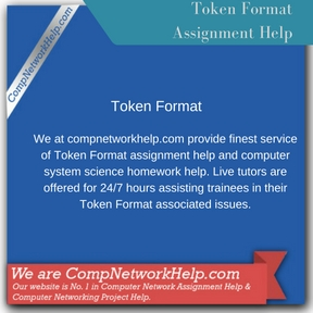 Token Format Assignment Help